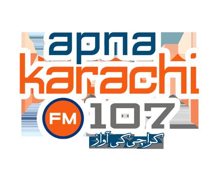 Apna Karachi FM 107-Karachi Ki Awaz