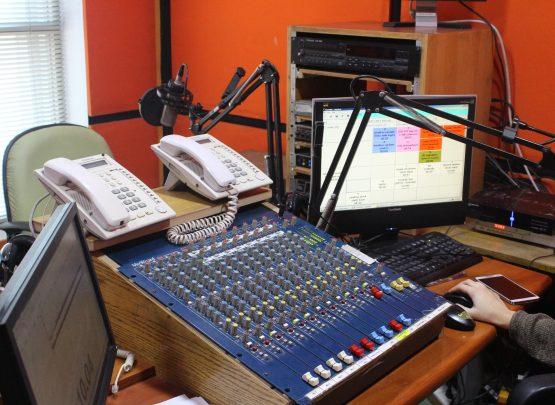 FM 107 Studio