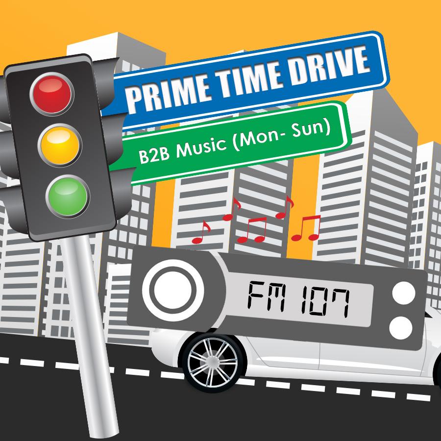 PRIME TIME DRIVE