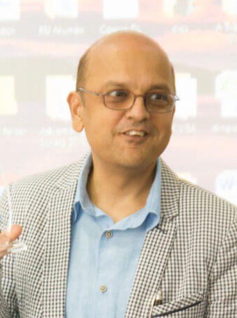 Syed Mehdi Raza Naqvi – CEO