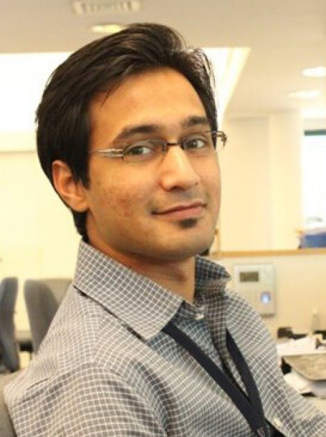 Rameez Dar – Senior Manager Sales