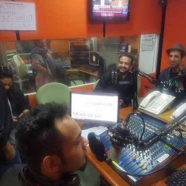 The Parchi Team Interview 1