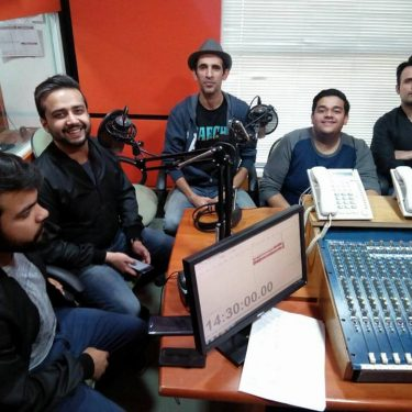The Parchi Team Interview 2