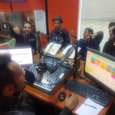 The Parchi Team Interview 3