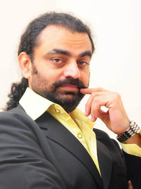 Ather Raza Naqvi (Ajnabi) – Head of Programming