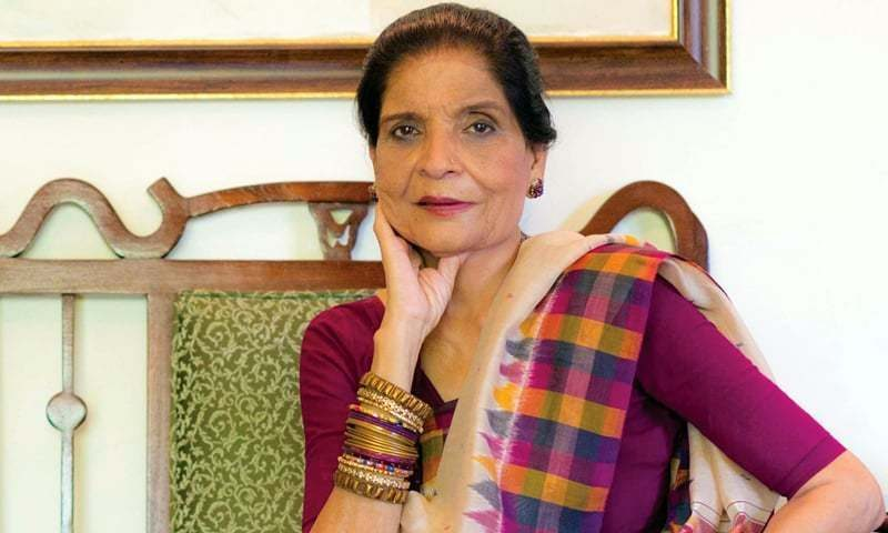 The Legend Zubaida Apa passes away in Karachi